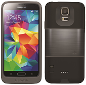Logitech Protection+ for Galaxy S5 2300mAh