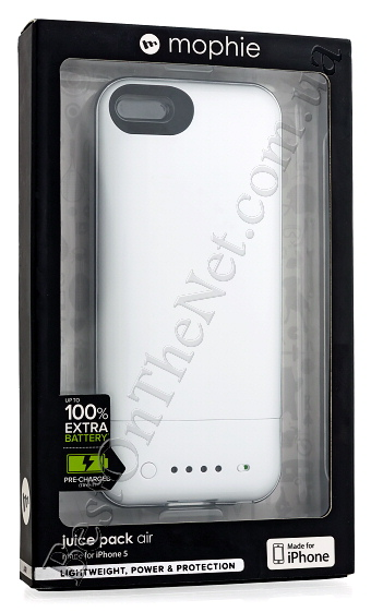 Mophie Juice Pack Air for iPhone 5/5S 1700mAh
