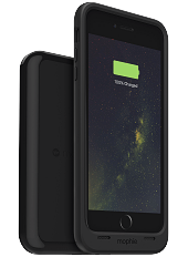 Mophie Juice Pack for iPhone 6+/6S+ 2420mAh & Wireless charging base