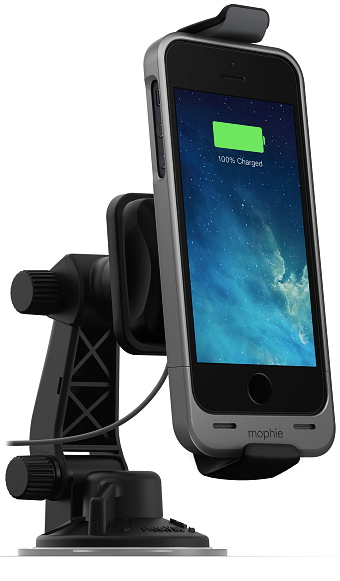 Mophie Juice Pack Car Dock for iPhone 5/5S