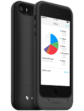 Mophie Space Pack for iPhone 5/5S 1700mAh