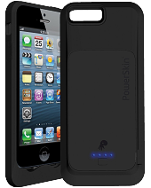 PowerSkin Battery Case for iPhone 5/5S 1500mAh